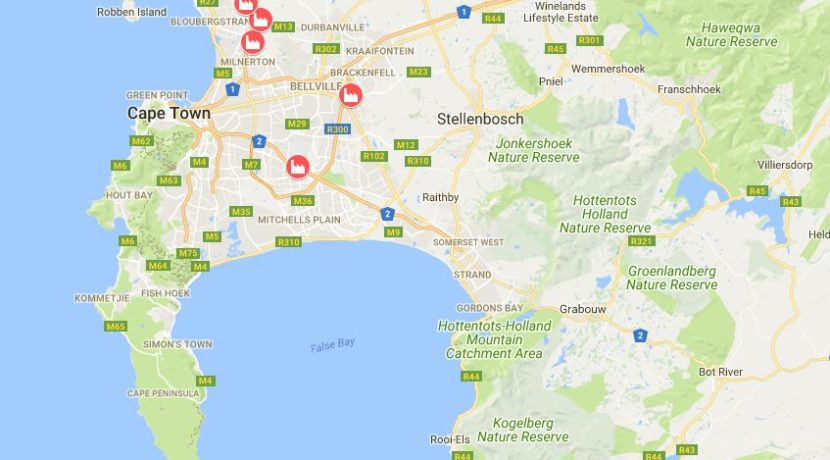 Cape Towns Developing Industrial Nodes