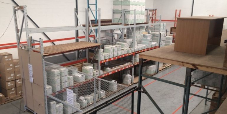 Warehouse to let in Airport industria 3